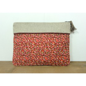 Pochette - Liberty rose